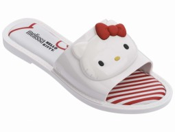 Ver produto Melissa Slipper + Hello Kitty